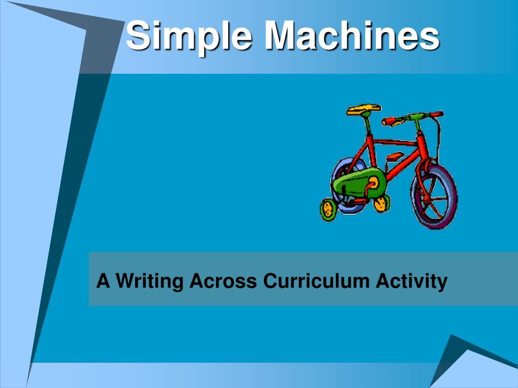 simple machines l.