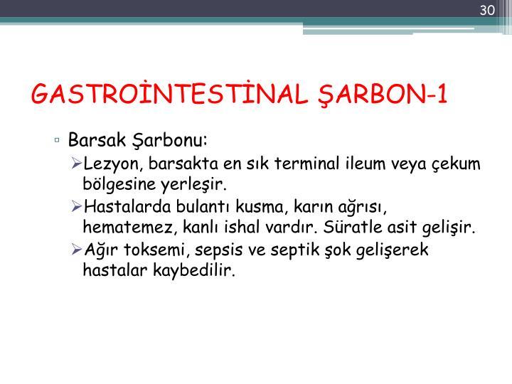 GASTROİNTESTİNAL