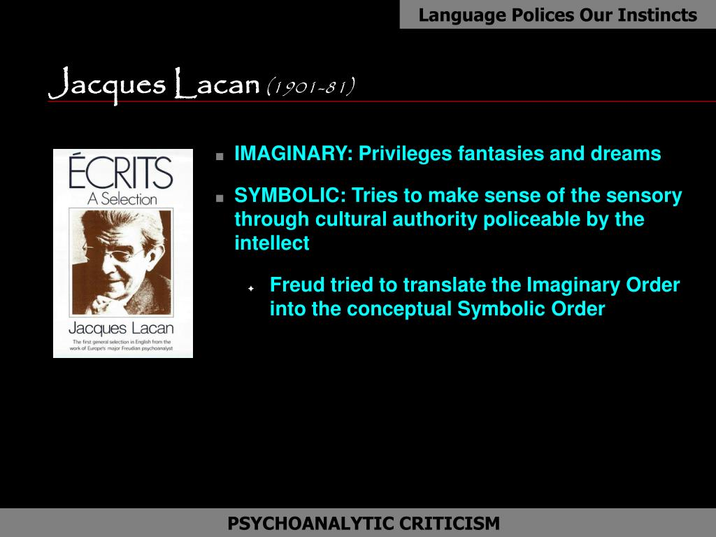 Language Polices Our Instincts