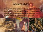 ancient myths