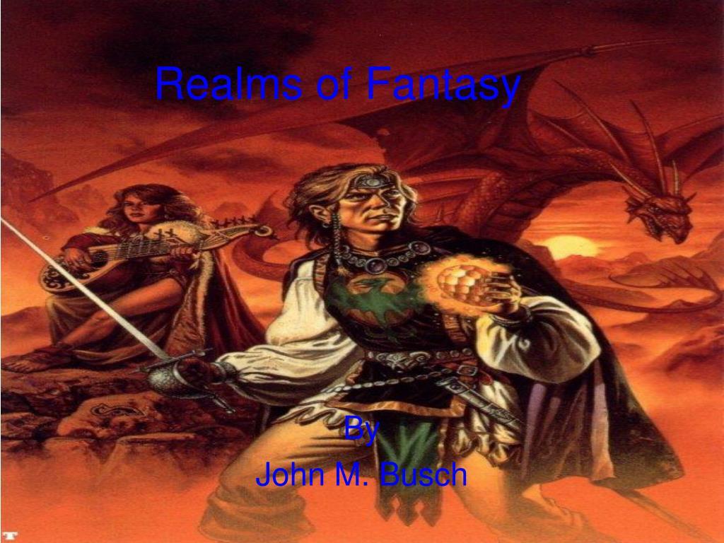 realms of fantasy l.