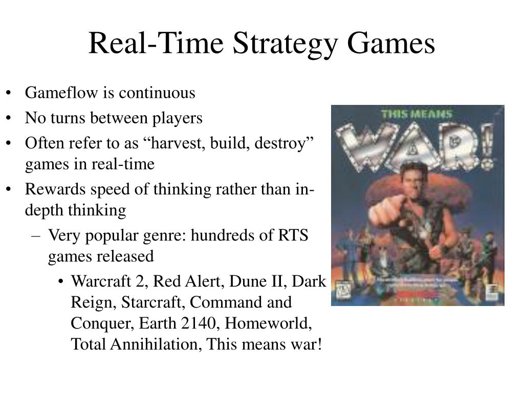 Real-Time Strategy Games