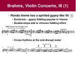 brahms violin concerto iii 1