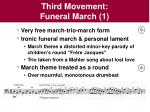 third movement funeral march 1