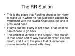 the rr station44