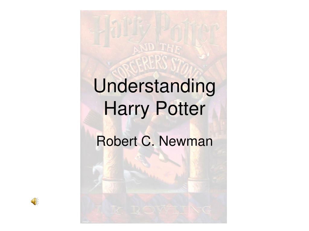 understanding harry potter l.