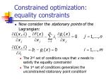 constrained optimization equality constraints6