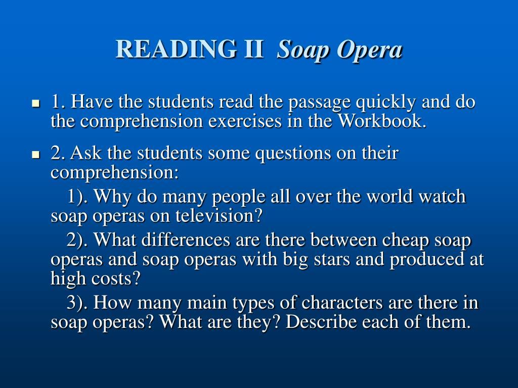 READING II