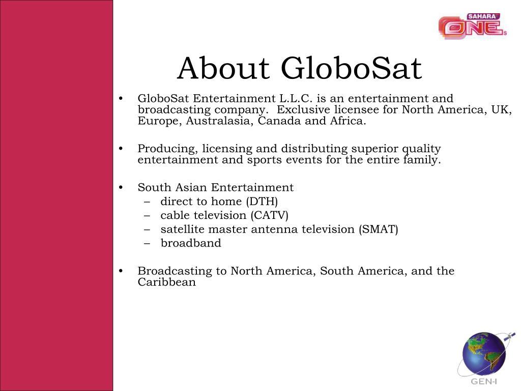 About GloboSat