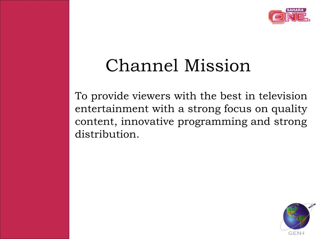 Channel Mission