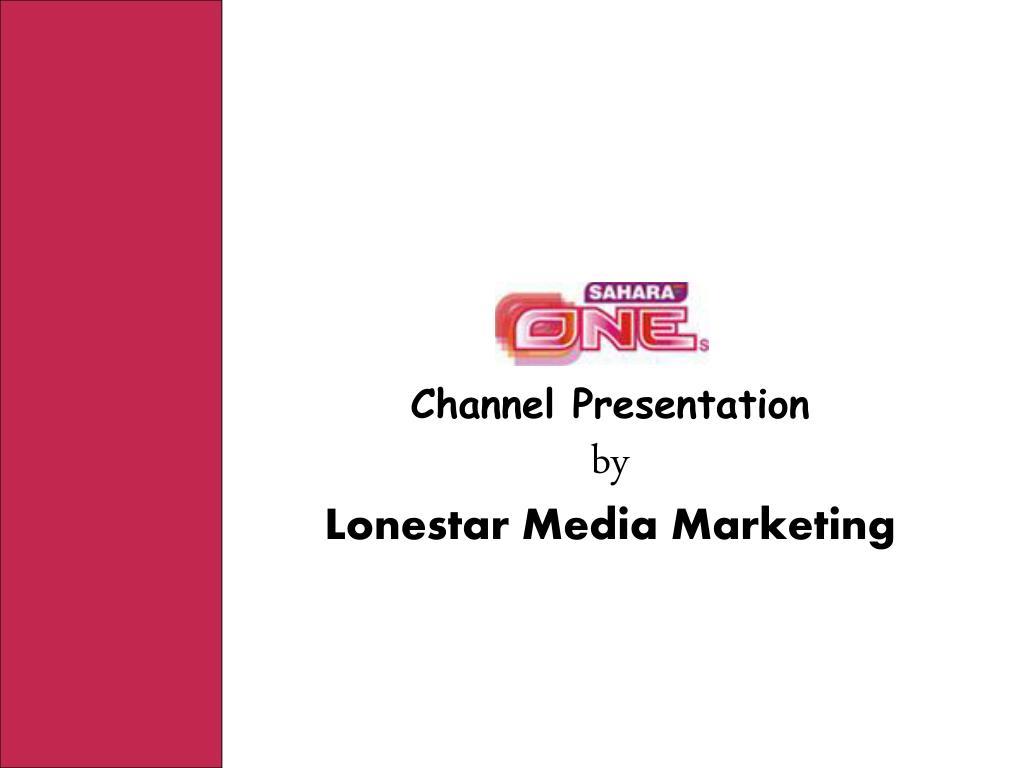 Channel Presentation