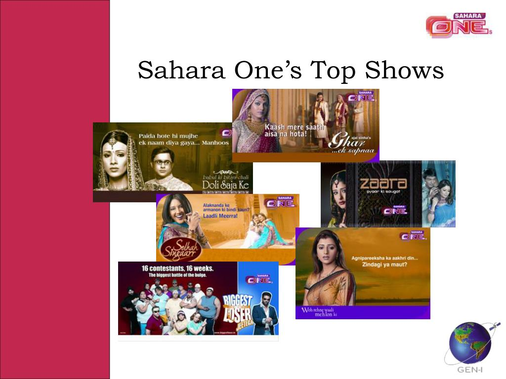 Sahara One's Top Shows