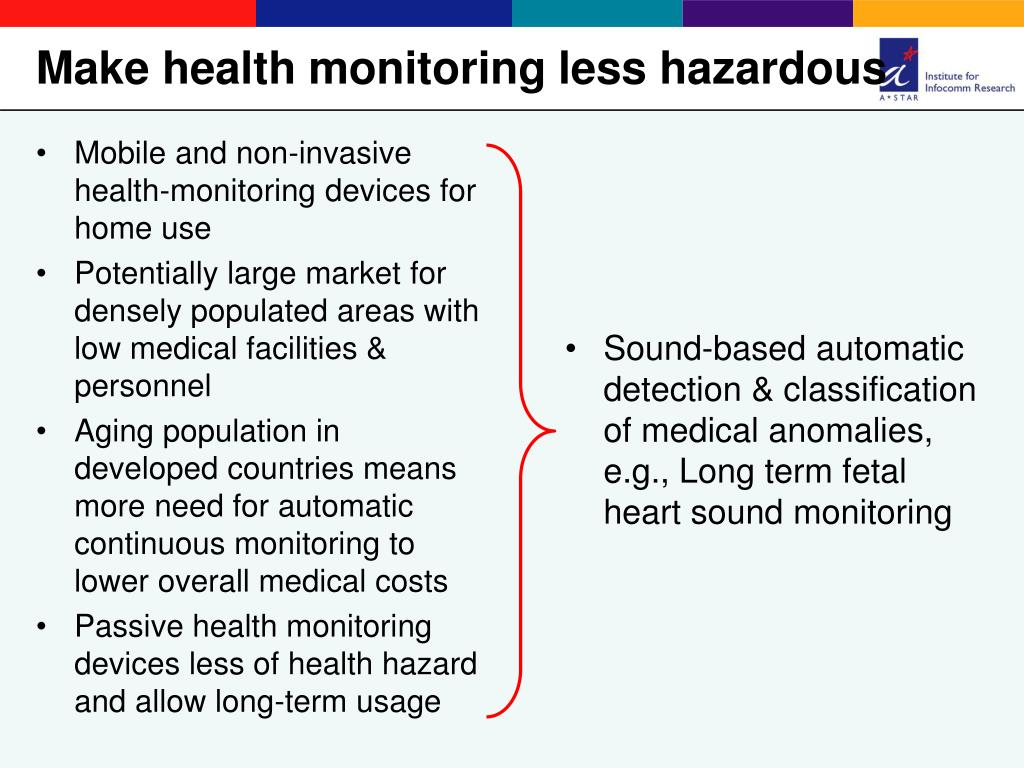 Mobile and non-invasive health-monitoring devices for home use