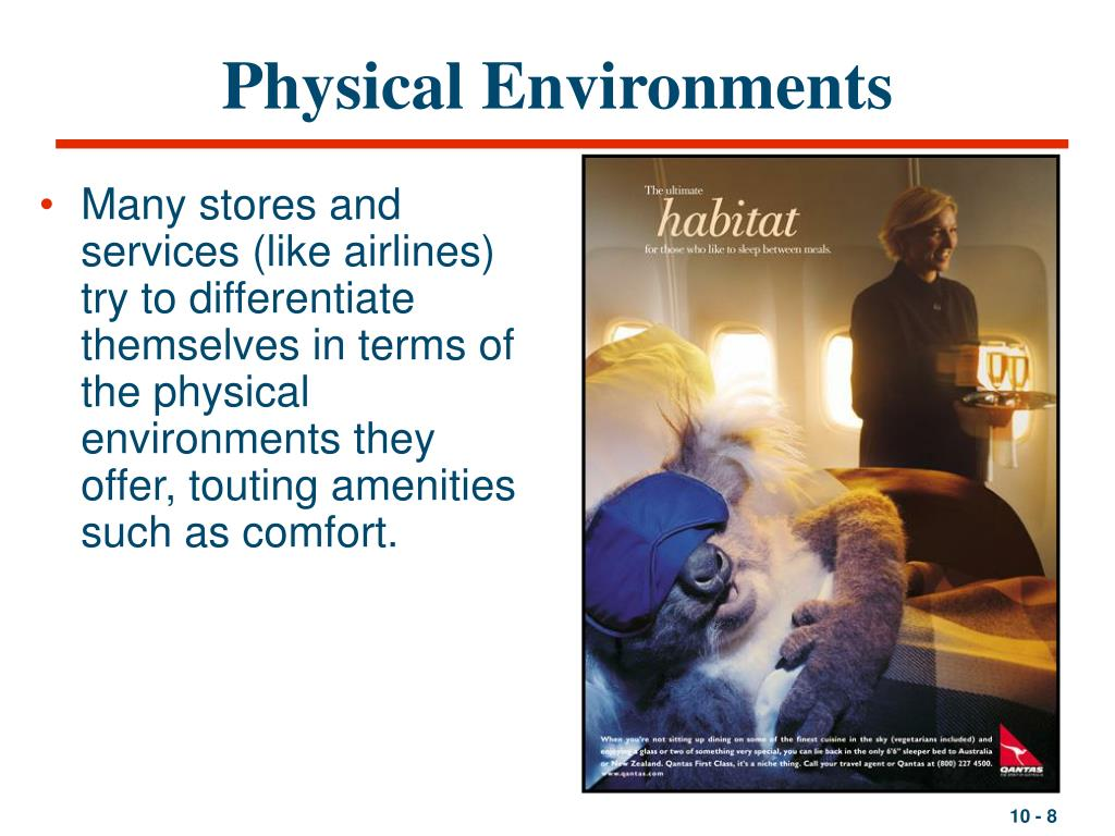 Physical Environments