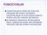 fonks yonlar1