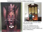 exuberance and humility in music and science
