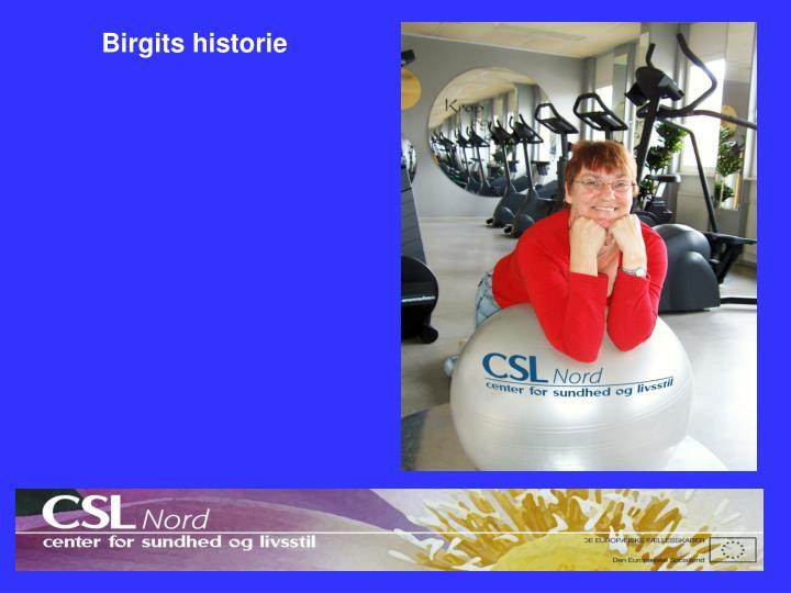 Birgits historie