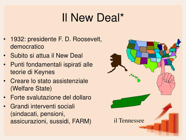 Il New Deal*