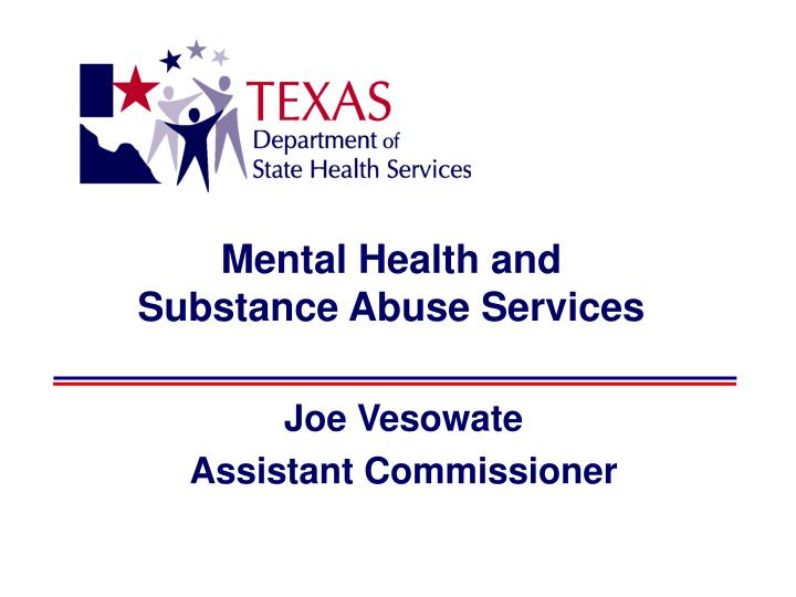 emerging technology in substance abuse mental health What's good for mental health is center for mental health services, substance abuse and mental health leveraging existing and emerging.