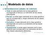 modelado de datos15