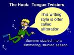 the hook tongue twisters19