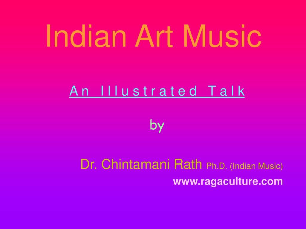 indian art music l.