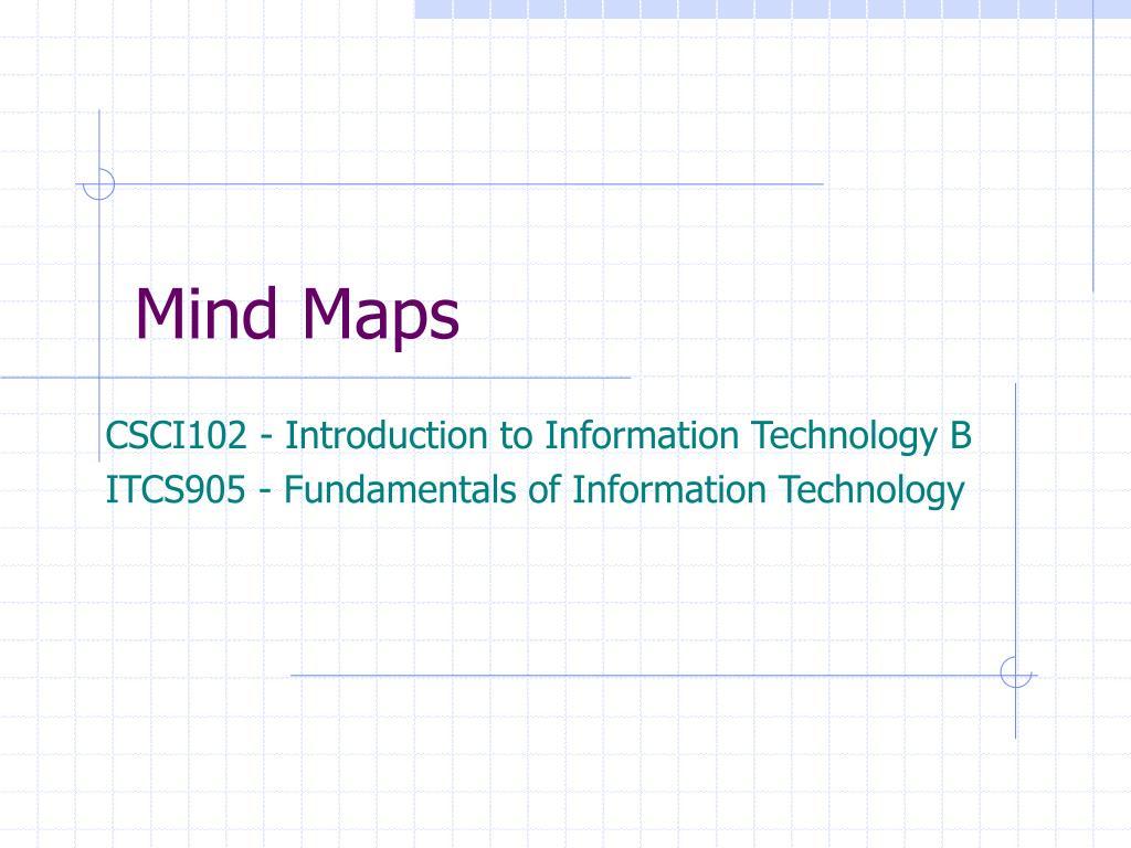mind maps l.