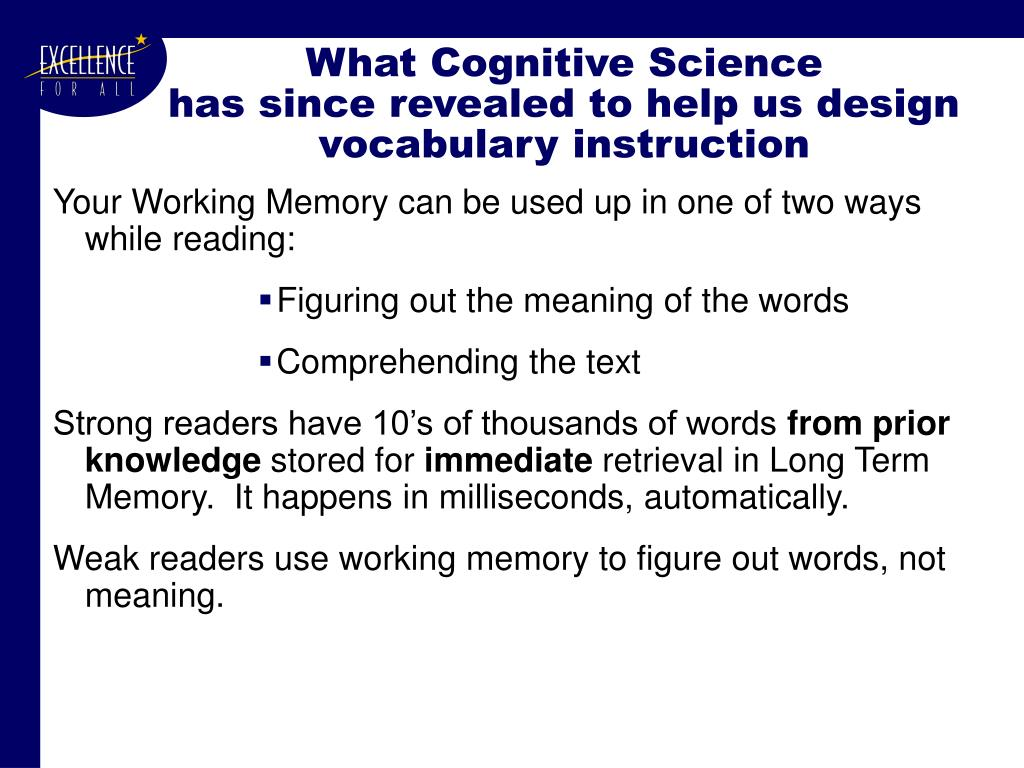 What Cognitive Science