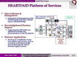 heartfaid platform of services