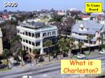 what is charleston
