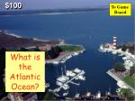 what is the atlantic ocean