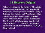 1 1 hebrew origins19