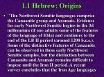 1 1 hebrew origins20