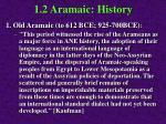 1 2 aramaic history45