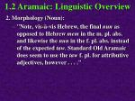 1 2 aramaic linguistic overview57