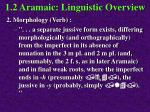 1 2 aramaic linguistic overview59