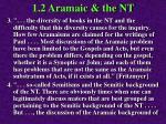 1 2 aramaic the nt63