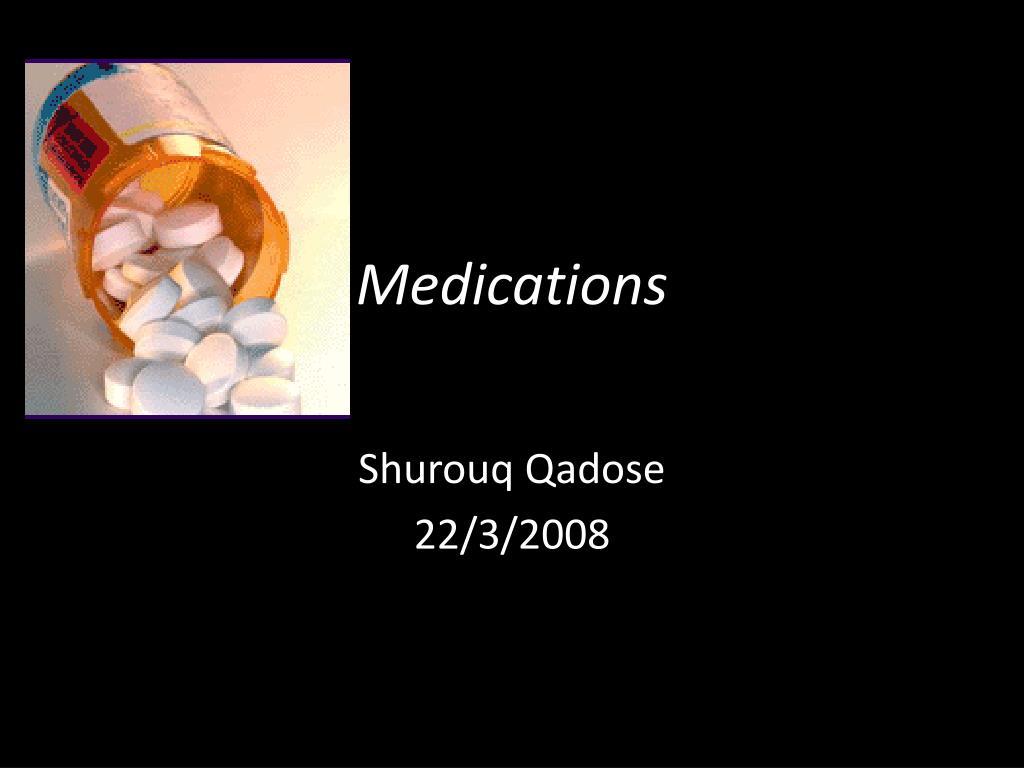 medications l.