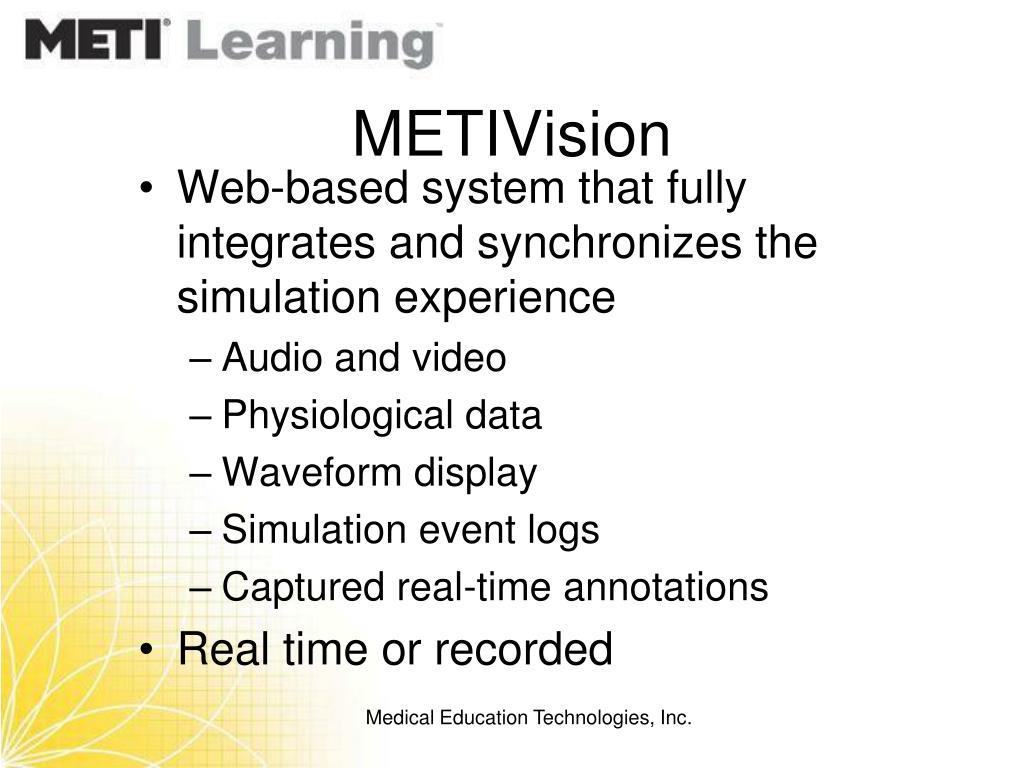 METIVision