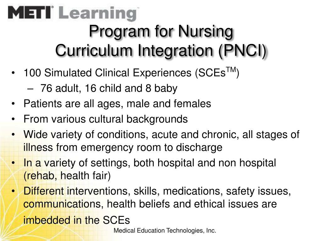 Program for Nursing