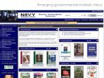emerging governmental markets navy
