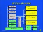 modular 4 486