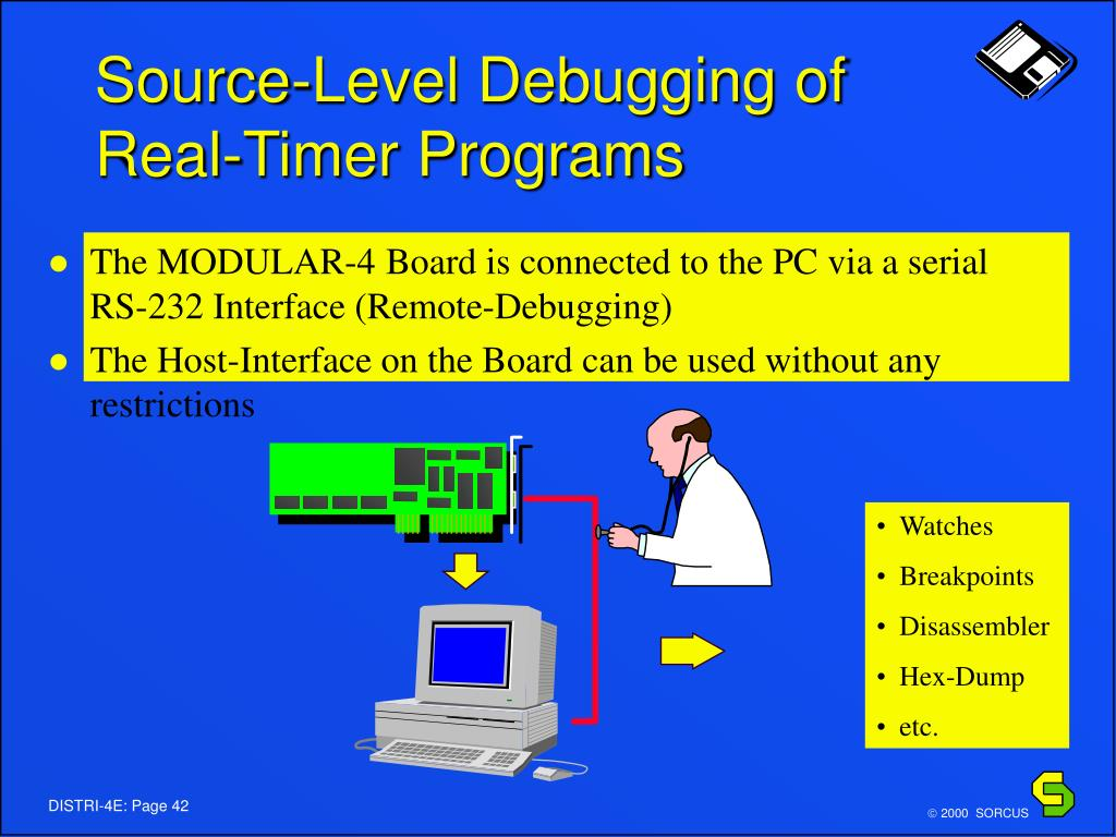 Source-Level Debugging of