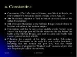a constantine