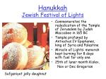 hanukkah jewish festival of lights
