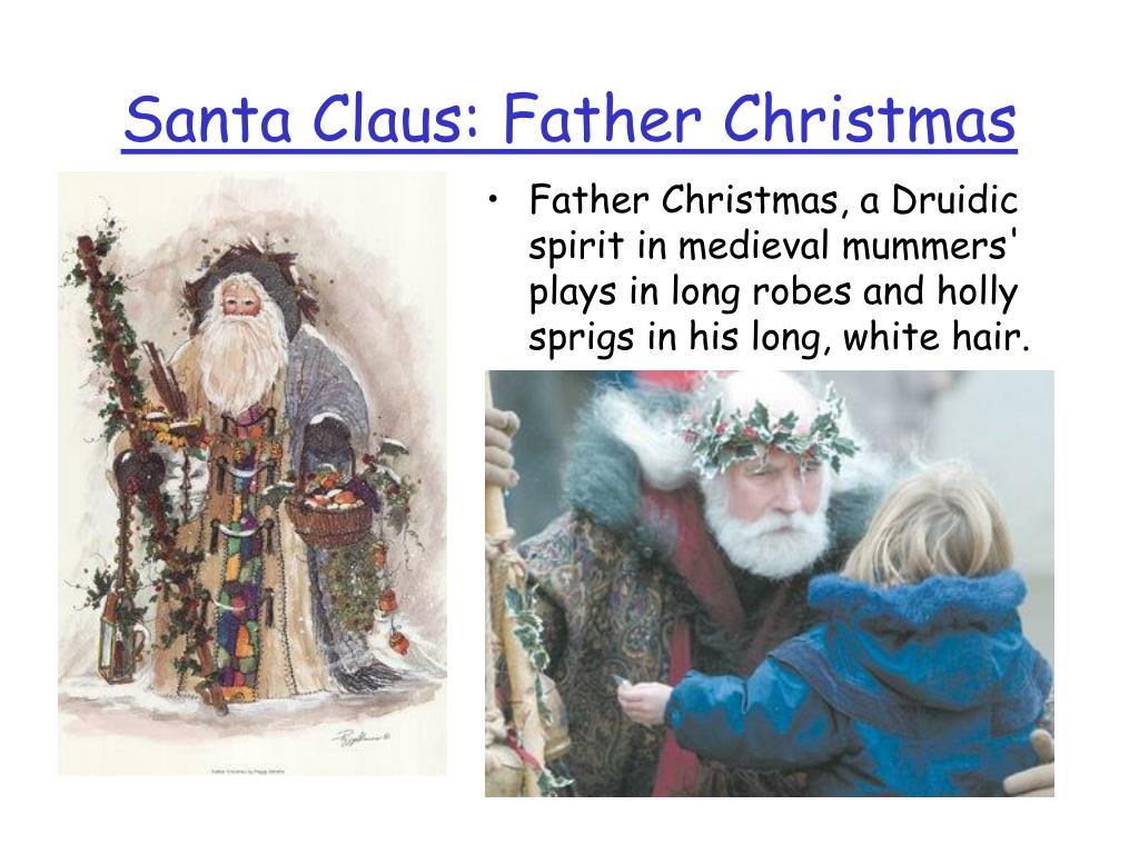 Santa Claus: Father Christmas