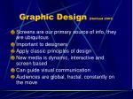 graphic design helfand 2001
