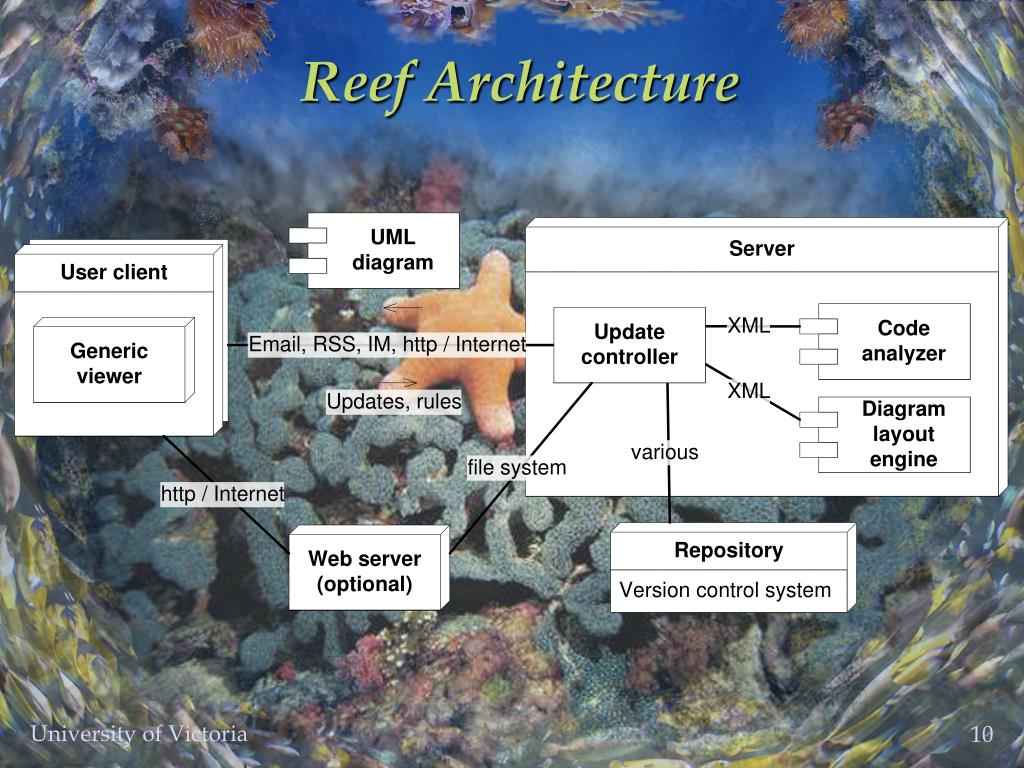Reef Architecture