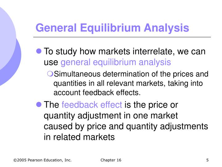 general equilibrium essay questions An action potential is a brief (only a few milliseconds) reversal of the membrane potential (v m) at rest, the v m of a neuron is around −70 mv (closer to the equilibrium potential for potassium, v k ), but during an action potential, v m transiently approaches +50 mv (closer to the equilibrium potential for sodium, v na .