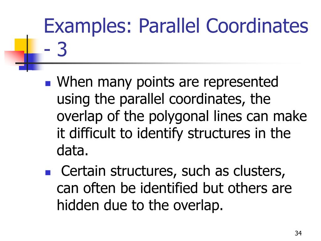 Examples: Parallel Coordinates - 3